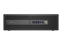 HP EliteDesk 800 G2 3.3GHz i5-6600 SFF Nero PC