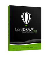 Corel CorelDRAW Graphics Suite X8 15+1U