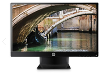 "HP T3U87AA 21.5"" Full HD Opaco Nero monitor piatto per PC"