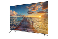 "Samsung UE49KS7000SXXN 49"" 4K Ultra HD Smart TV Wi-Fi Nero, Argento LED TV"