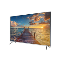"Samsung UE55KS7000S 55"" 4K Ultra HD Smart TV Wi-Fi Argento LED TV"