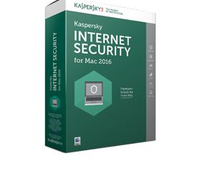 Kaspersky Lab Kaspersky Internet Security for Mac 2016 Full license 1utente(i) 1anno/i
