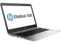 "HP EliteBook Folio 1040 G3 2.6GHz i7-6600U 14"" 1920 x 1080Pixel Argento Ultrabook"