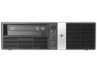 HP RP5 Retail System Model 5810 SFF 3.5GHz i3-4330 Nero terminale POS