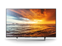 "Sony KDL49WD758 49"" Full HD Wi-Fi Argento LED TV"