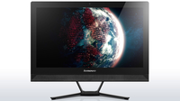 "Lenovo IdeaCentre C40-30 1.7GHz i3-4005U 21.5"" 1920 x 1080Pixel Touch screen Nero PC All-in-one"