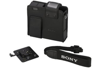 Sony LCSF01D Speciale Custodia a fondina Nero mobile device cases