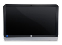 "HP 22-3019 2.8GHz G3250T 21.5"" 1920 x 1080Pixel Nero, Argento PC All-in-one"
