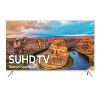 "Samsung UN65KS8000F 64.5"" 4K Ultra HD Smart TV Wi-Fi Nero, Argento LED TV"