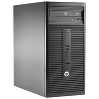HP 280 G1 MT N7S77PT 3GHz i5-4590S Microtorre Nero PC