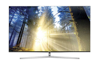 "Samsung UE49KS8000T 49"" 4K Ultra HD Smart TV Wi-Fi Nero, Argento LED TV"