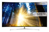 "Samsung UE65KS9000T 65"" 4K Ultra HD Smart TV Wi-Fi Nero, Argento LED TV"