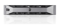 DELL PowerVault MD3800f Armadio (2U) Argento array di dischi