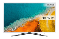 "Samsung UE49K5510AKXXU 49"" Full HD Smart TV Wi-Fi Bianco LED TV"