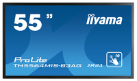 "iiyama TH5564MIS-B3AG Digital signage flat panel 54.6"" LED Full HD Nero signage display"