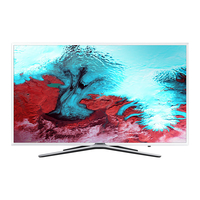"Samsung UE55K5589SU 55"" Full HD Smart TV Wi-Fi Bianco LED TV"
