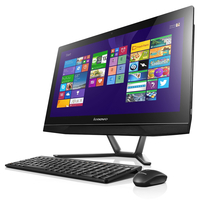 "Lenovo IdeaCentre B40-30 1.9GHz i5-4460T 21.5"" 1920 x 1080Pixel Touch screen Nero"