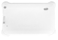 "Brigmton BTAC-94-B 9"" Cover Bianco custodia per tablet"