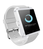 "Brigmton BWATCH-BT2B 1.44"" 44g Bianco smartwatch"