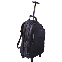 "NGS SHERPA 16"" Trolley case Nero borsa per notebook"