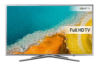 "Samsung UE49K5605AK 49"" Full HD Smart TV Wi-Fi Argento LED TV"