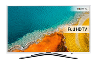"Samsung UE49K5515AK 49"" Full HD Smart TV Wi-Fi Bianco LED TV"