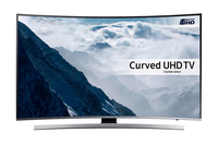 "Samsung UE49KU6645U 49"" 4K Ultra HD Smart TV Wi-Fi Argento LED TV"