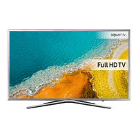 "Samsung UE55K5605AK 55"" Full HD Smart TV Wi-Fi Argento LED TV"
