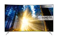 "Samsung UE65KS7505U 65"" 4K Ultra HD Smart TV Wi-Fi Nero, Argento LED TV"