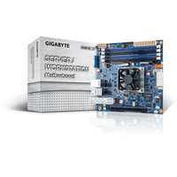Gigabyte MB10-DS4 (rev. 1.3) BGA 1667 Mini ITX server/workstation motherboard