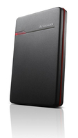 Lenovo USB 2.0 Portable Hard Drive 500GB Nero disco rigido esterno