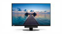 "Lenovo ThinkCentre Tiny-in-One 24 23.8"" Full HD IPS Opaco Nero monitor piatto per PC"