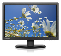 "Lenovo ThinkVision E2054 19.5"" HD IPS Opaco Nero monitor piatto per PC"
