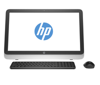 "HP 23-R141IN 3.2GHz i3-4170T 23"" 1920 x 1080Pixel Nero, Bianco PC All-in-one"