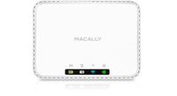 Macally WIFISD2 Bianco router wireless