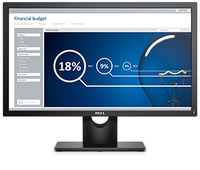 "DELL E Series E2316H 23"" Full HD TN Nero monitor piatto per PC"