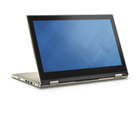 "DELL Inspiron 7359 2.3GHz i5-6200U 13.3"" 1920 x 1080Pixel Touch screen Nero, Oro Ibrido (2 in 1)"