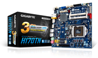 Gigabyte GA-H170TN (rev. 1.0) Intel H170 LGA 1151 (Socket H4) Mini ITX scheda madre