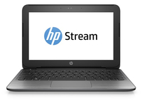 "HP Stream 11-r008nf 1.6GHz N3050 11.6"" 1366 x 768Pixel Argento Computer portatile"
