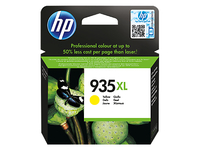 HP 935XL High Yield Yellow Original Ink Cartridge 825pagine Giallo cartuccia d