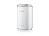 ZyXEL LTE4506 Dual-band (2.4 GHz/5 GHz) Gigabit Ethernet 3G 4G Bianco router wireless
