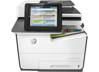 HP PageWide Enterprise Color MFP 586dn 2400 x 1200DPI Getto termico d