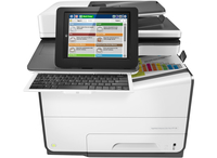 HP PageWide Enterprise Color Flow MFP 586z 2400 x 1200DPI Getto termico d