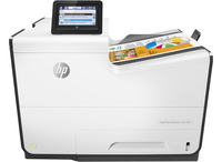 HP PageWide Enterprise Color 556dn Colore 2400 x 1200DPI A4 Grigio stampante a getto d