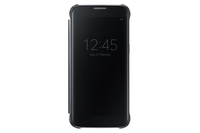 "Samsung Clear View Cover 5.1"" Custodia a libro Nero"
