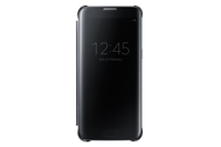 "Samsung Clear View Cover 5.5"" Custodia a borsellino Nero"