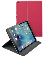 Cellularline Folio - iPad Mini 4 Custodia per iPad Mini 4 con stand multiangolo Rosa