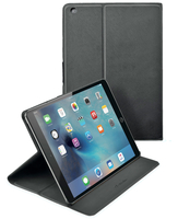 Cellularline Folio - iPad Mini 4 Custodia per iPad Mini 4 con stand multiangolo Nero