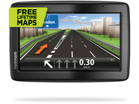 "TomTom VIA 135M Autovelox Edition Fisso 5"" Touch screen 181g Nero navigatore"