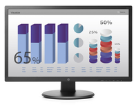 "HP V243 24"" TN Nero monitor piatto per PC"